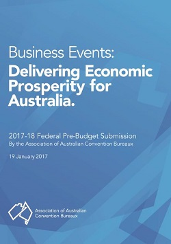 AACB Pre-Budget Submission Front Cover